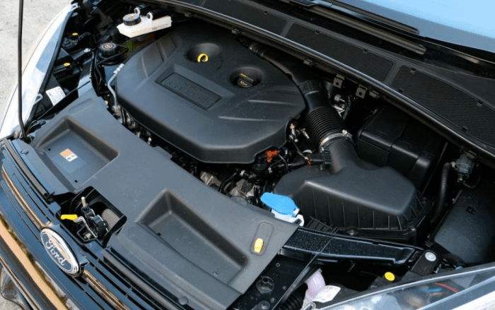 2022 Ford S Max Engine
