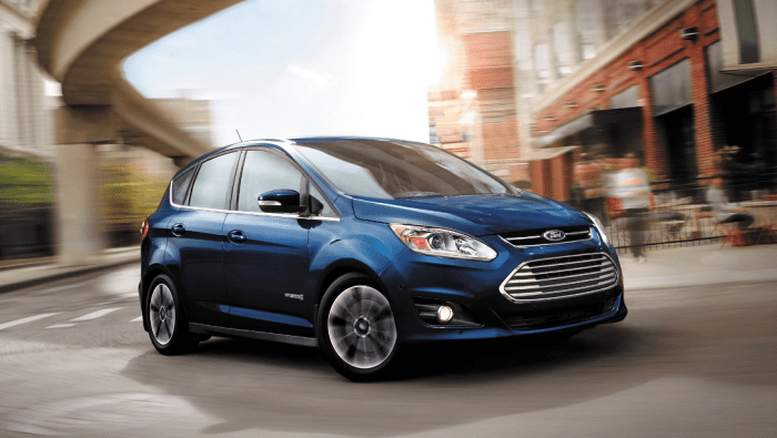 2022 Ford S Max Exterior