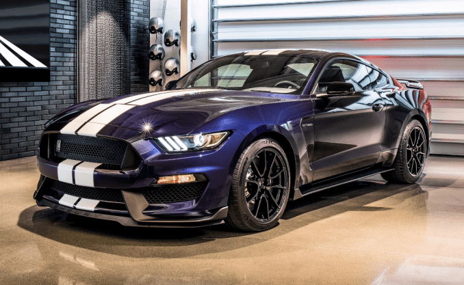 2022 Ford GT350 Exterior