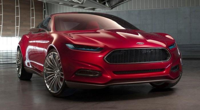 2022 Ford Thunderbird Exterior