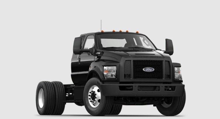 2022 Ford F750 Exterior