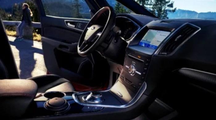 Ford Galaxy 2022 Interior