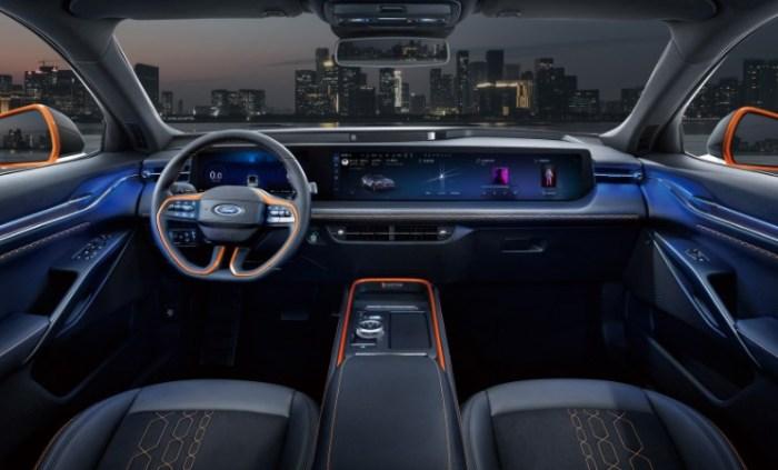 Ford Mondeo 2022 Interior