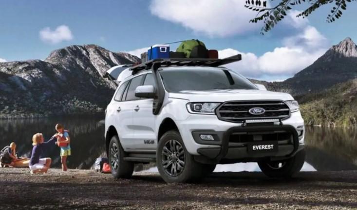 Ford Everest 2023 Exterior