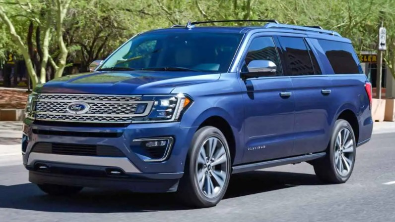 2023 Ford Expedition Diesel Exterior
