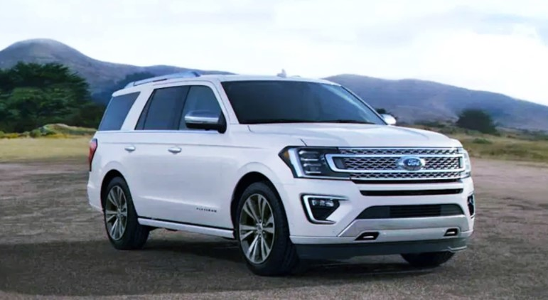 Ford Expedition 2023 Exterior