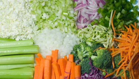 Fresh-Cut vegetables