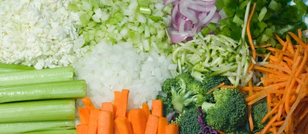 Fresh-Cut vegetables