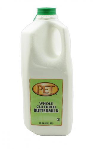 Dairy, Buttermilk, Half Gallon