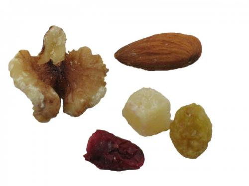 Dried, Mixed Nuts