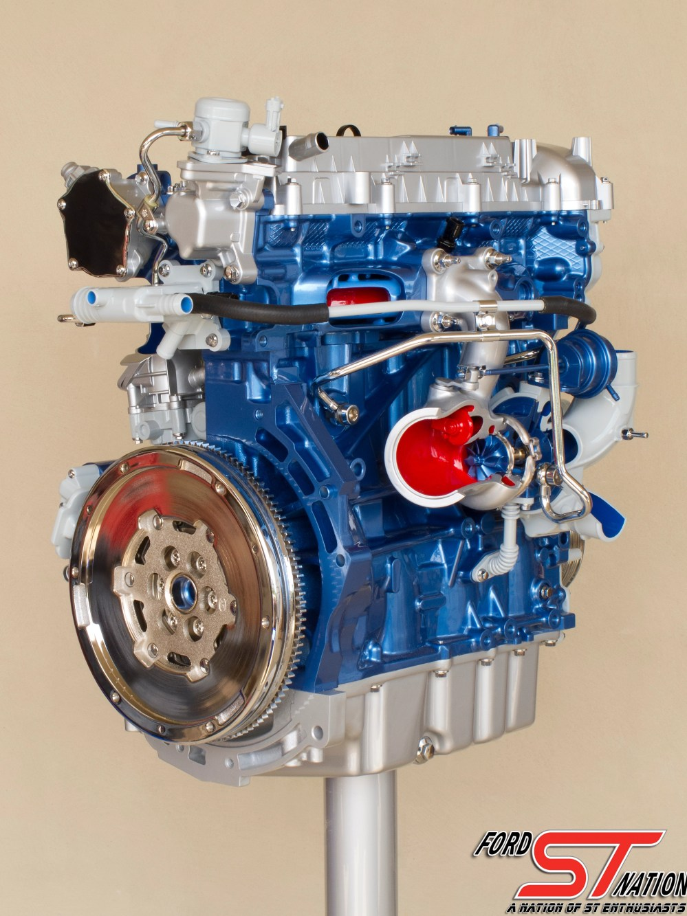 medium resolution of ford focus st ecoboost engine 12