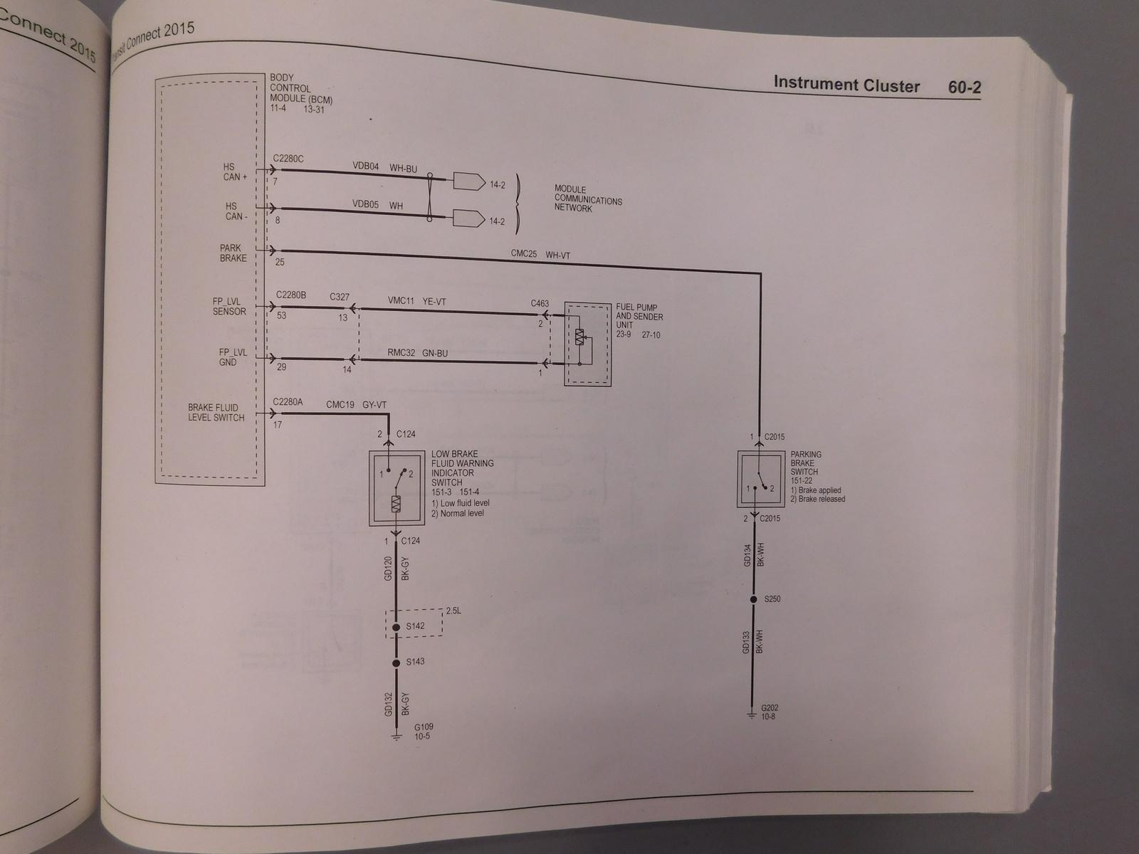 ford transit wiring diagram 2006 chevy silverado 2500hd stereo 2015 parking brake forum