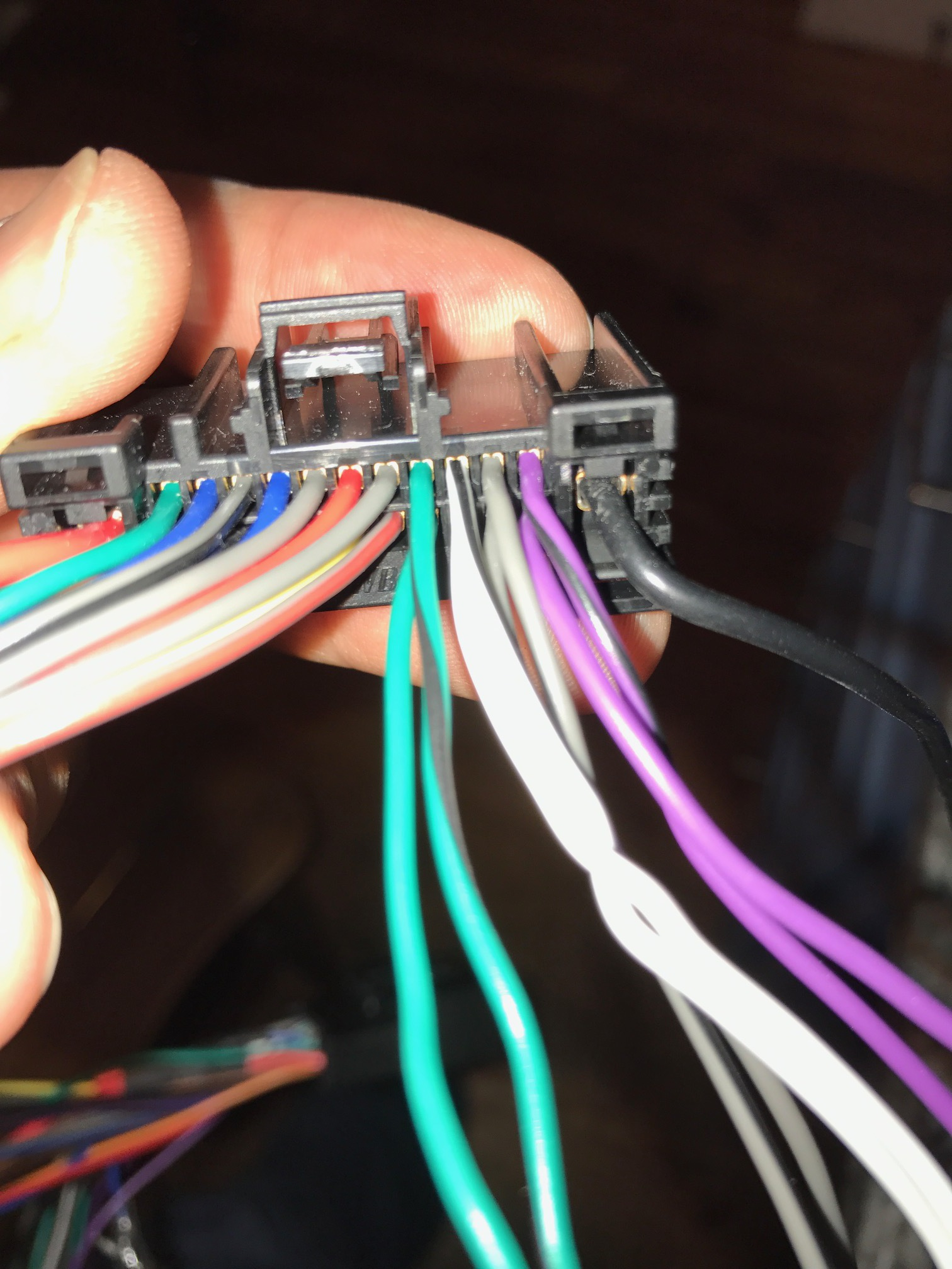 stereo wiring simple electrical diagrams speaker wires, ford transit connect 2014 - audio, navigation and sync forum