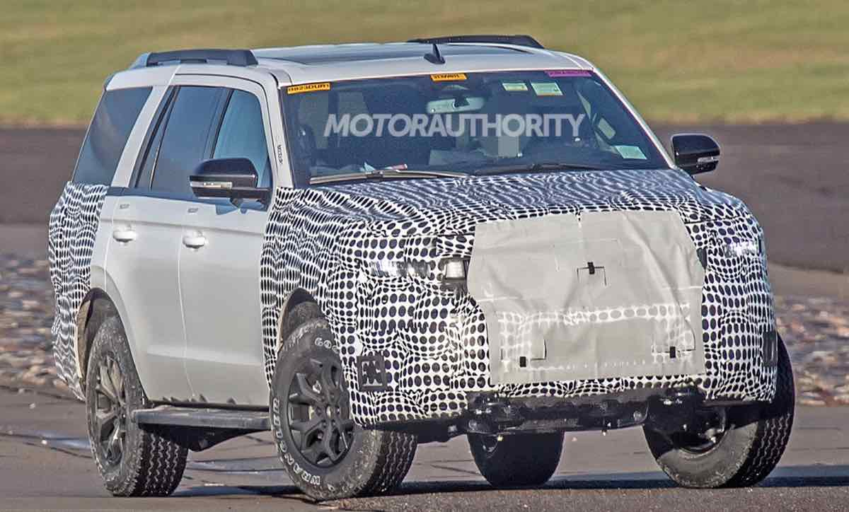 2022 Ford Expedition To battle the new and redesigned competition
