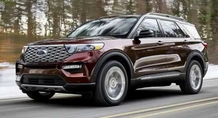 The 2023 ford explorer is primed for modern-day exploration