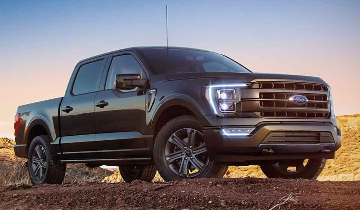 New 2022 Ford F150