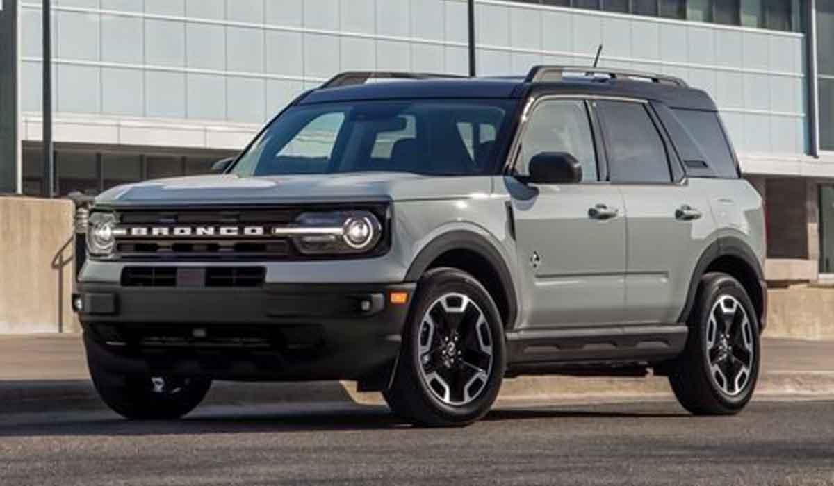 2021 Ford Bronco Sport 1.5T Is Tamer Bronco
