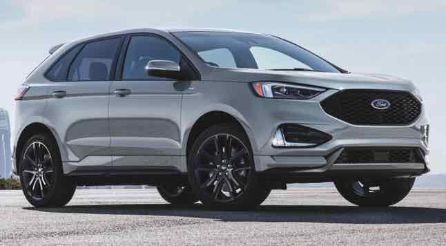 2023 Ford Edge Discover the best prices, specifications and Canadian reviews at Coastal Ford