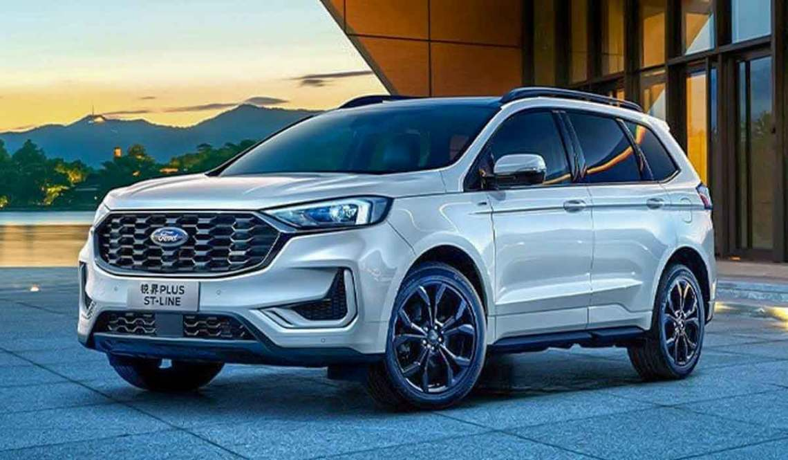 2023 Ford Edge Highs Accommodating interior, smooth and quiet ride, well-equipped even at the base level
