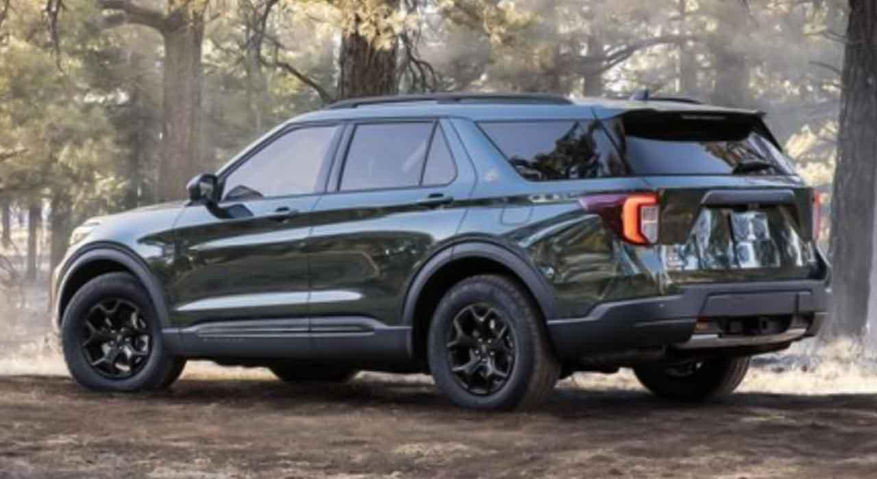 2024 Ford Explorer