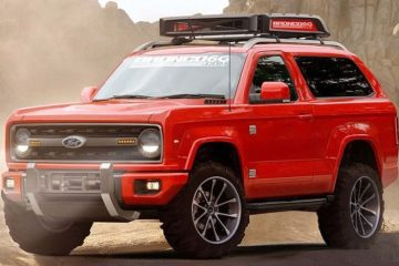 2020 Ford Bronco Information Revealed