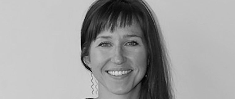 smiling portrait of Erin Paradis