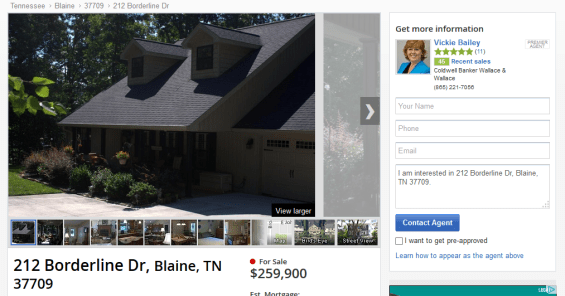 If You Pay To Play You Get This From Zillow