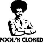 Pools Closed