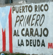 FEMA's Puerto Rican Problem: Vulture Hedge Funds and NAMFS