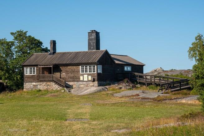 Liljefors's hunting lodge
