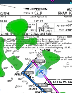 Geo referenced procedures jeppesen terminal also foreflight for iniduals rh