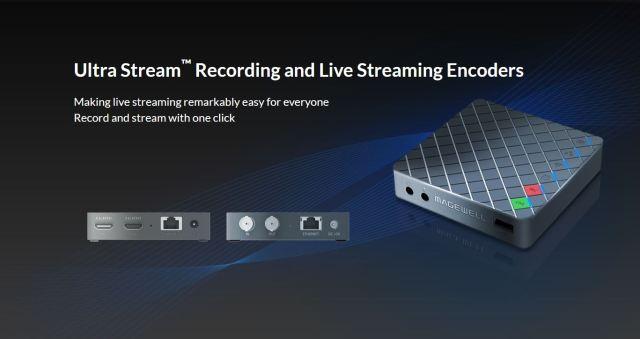 Magewell Ultra Stream HDMI ¦ One-channel HD encoder, Record & Stream
