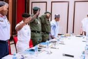 Show No Mercy For Bandits, Kidnappers, Others - Buhari Orders Security Chiefs