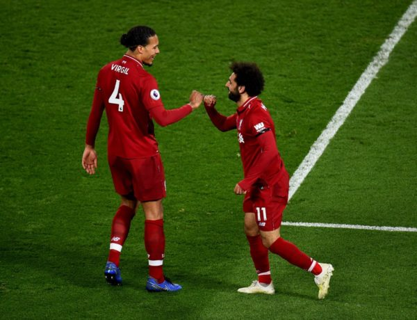Liverpool's Virgil Van Dijk Nicks PFA Player Of The Year Award