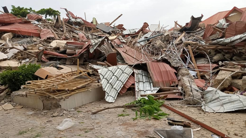 FG Reclaims Demolished Caramelo Club's Land – FCT Minister