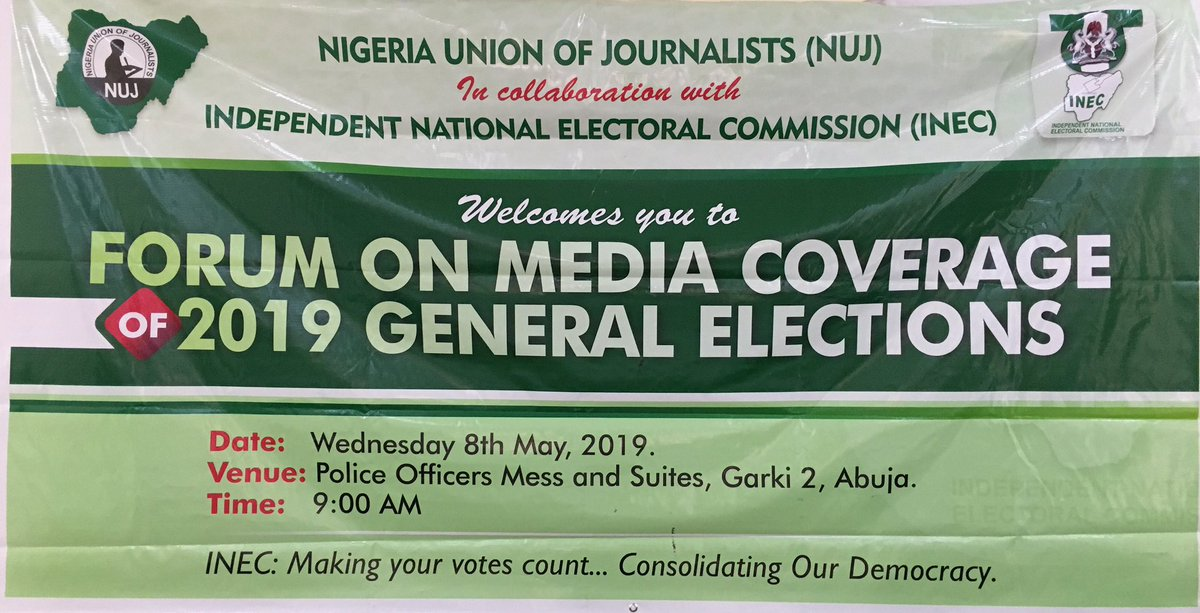 2019 Polls: Veteran Journalist Tackles INEC, Media Over Lapses