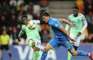 FIFA U-20 World Cup: Scrappy Nigeria Join Ukraine, USA In Last 16