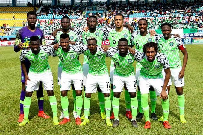 FIFA Ranks Nigeria 31st In November