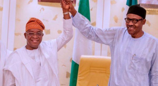 Buhari Hails Oyetola's Supreme Court Verdict!