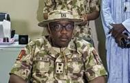 General Biu To Boko Haram: Surrender Now And Allow Peace To Reign