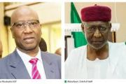 President Buhari Re-appoints Mustapha, Kyari As SGF, CoS Respectively