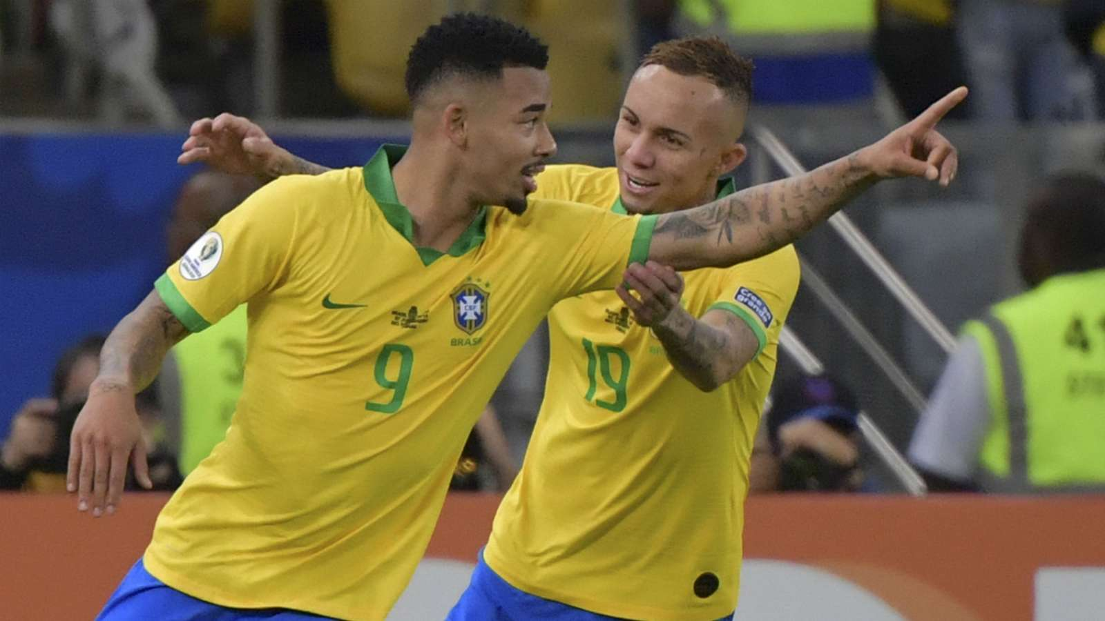 Brazil's Weeping Hero, Jesus: Copa America Redemption Banishes Failed World Cup Dreams