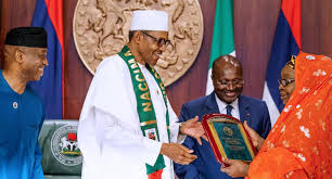 Buhari To NACCIMA: We Must Play According To The Rules In Business