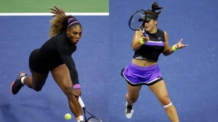 2019 US Open: Another Flop As Canadian Teenager, Andreescu Stuns Serena Williams