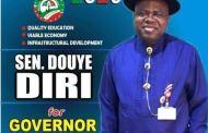 Bayelsa Guber Primary: Gov Dickson's Protege, Douye Diri Picks PDP Ticket