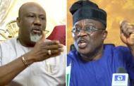 Kogi West Re-run: Dino Melaye Kicks As INEC Declares Senatorial Poll Inconclusive