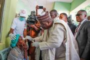 Ahmad Lawan: Giving Succor To The Needy