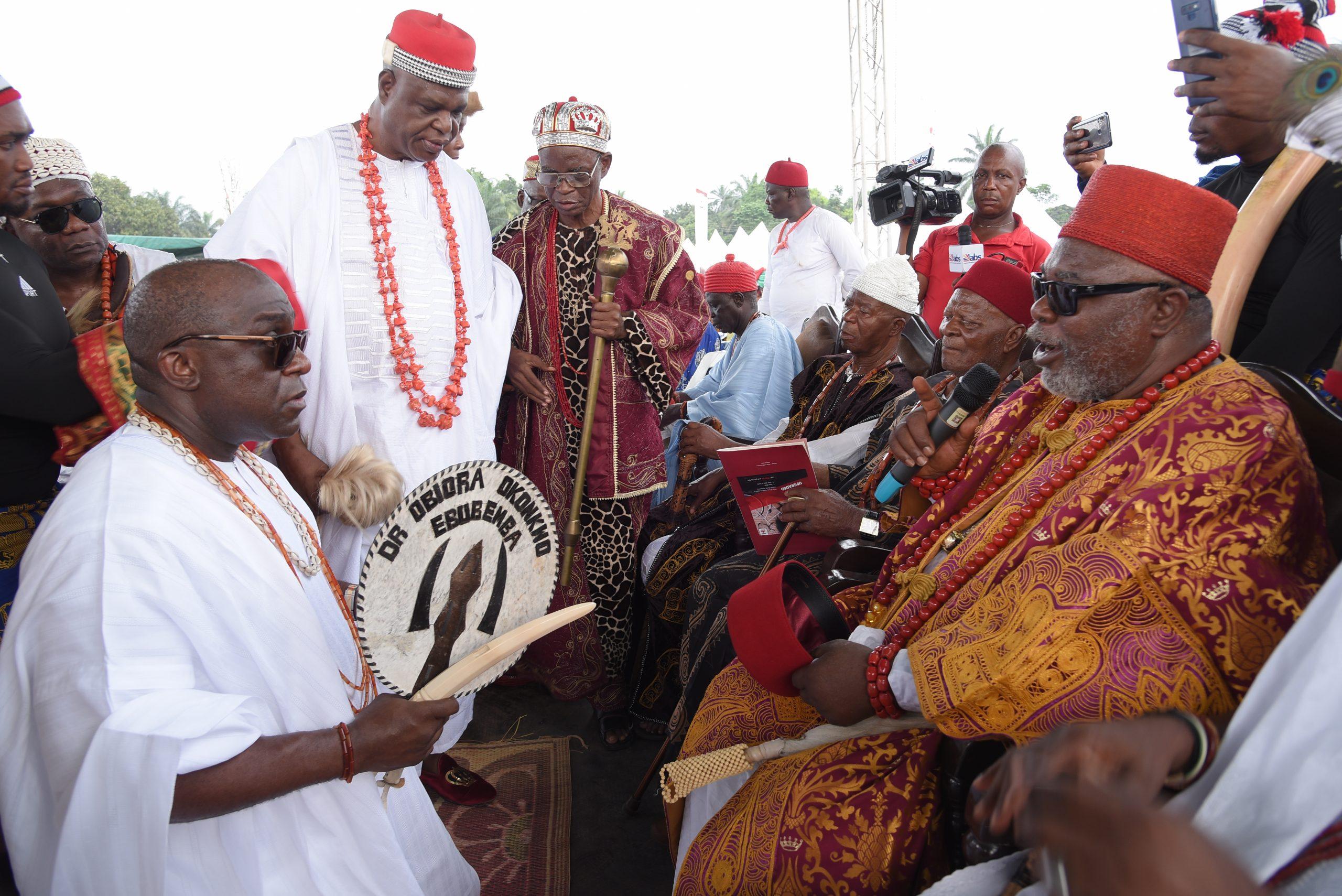 Anambra North, South Add Feathers On Okonkwo's Cap