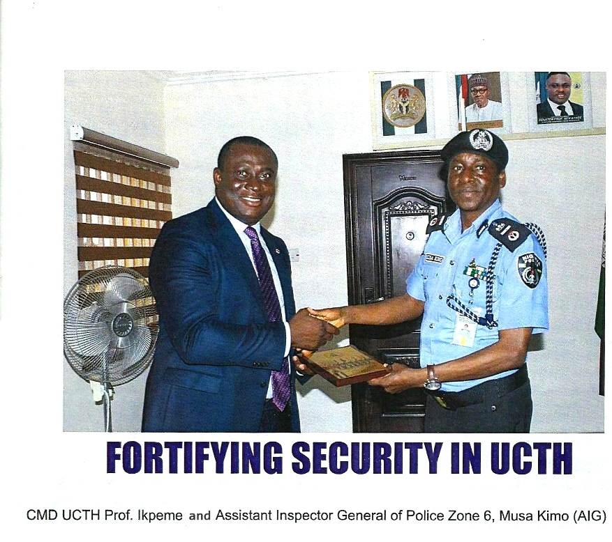 Insecurity: UCTH Adopts Tighter Measures
