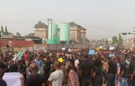 Imo State: PDP Protests Ihedioha's Ouster In Owerri